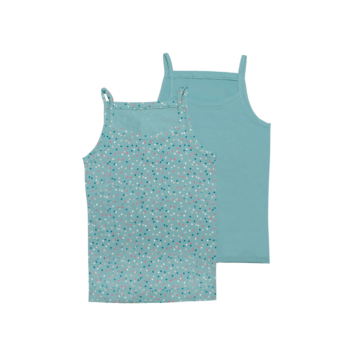 Dekliška sp. Majica, svetlo zelena
