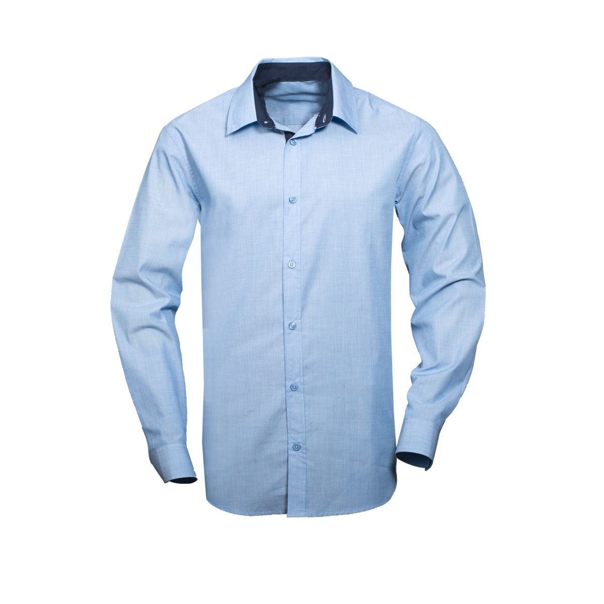 Moška srajca, svetlo modra