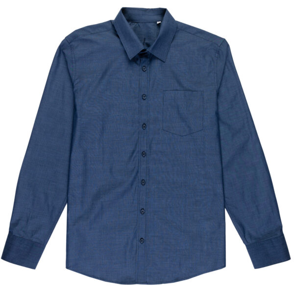 Moška srajca, temno modra