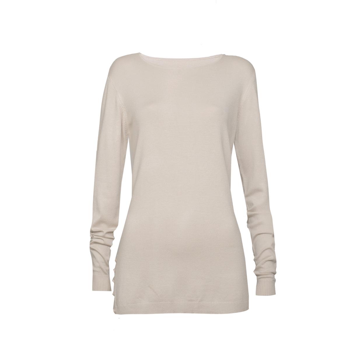 Ženski pulover, bež