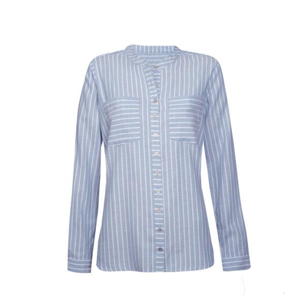 Ženska bluza, svetlo modra