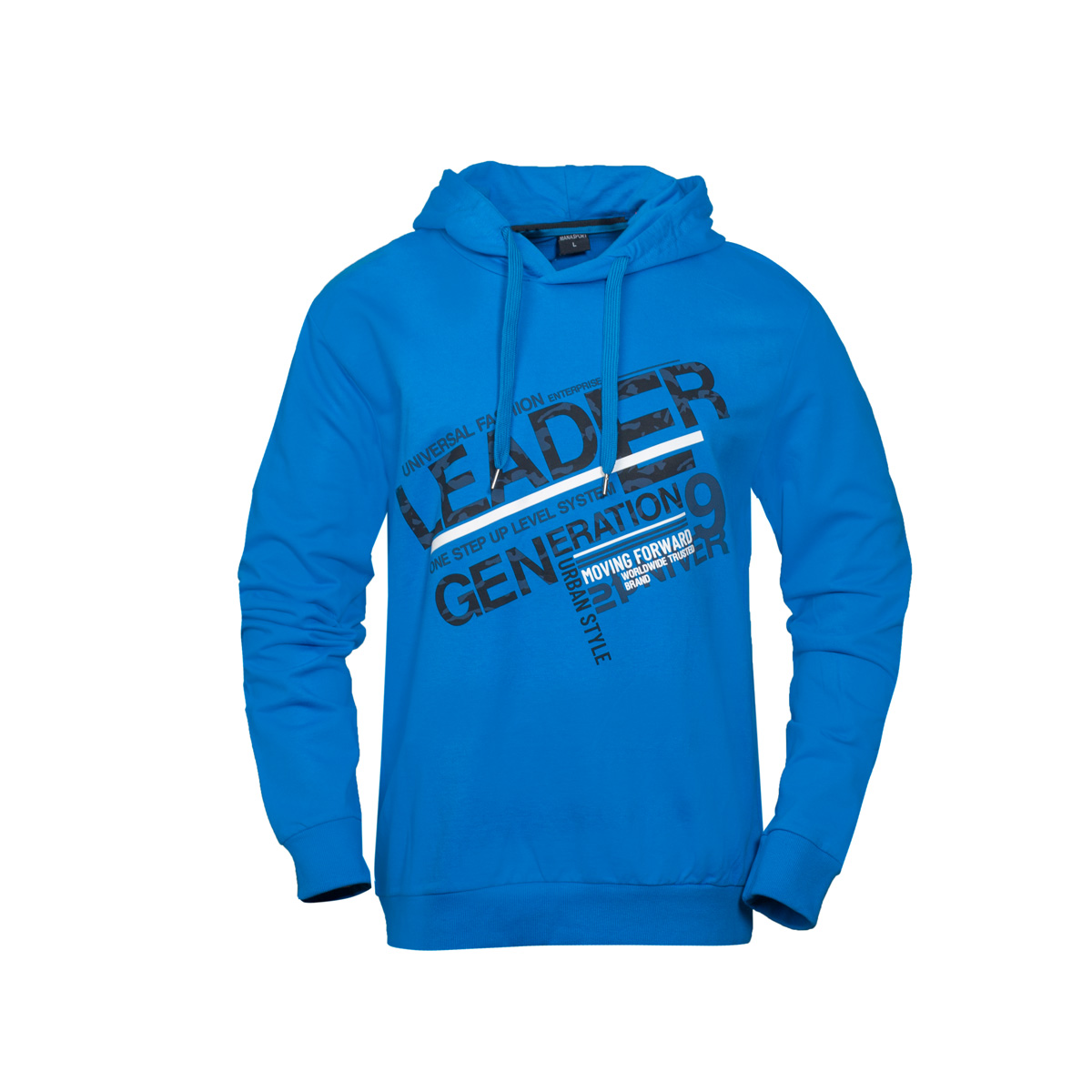 Moški pulover, modra