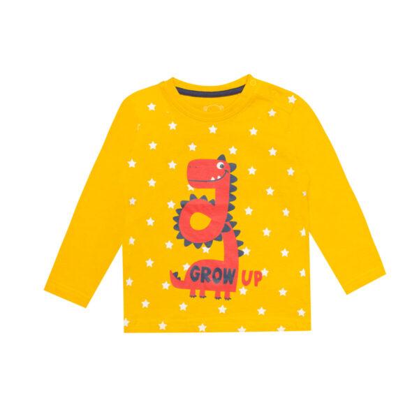 Baby majica, rumena